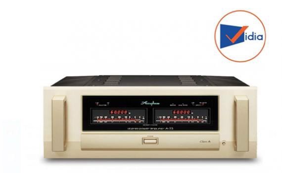 Accuphase Power Amplifier A-75
