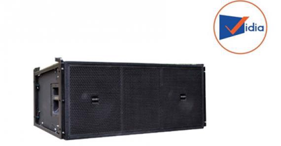 X215LA High power Tri-amplified 3 way Line Array""