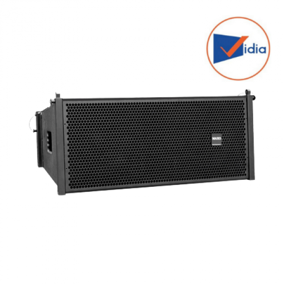 Loa X212LA – 12″x2 Two Way Line Array – Full Range