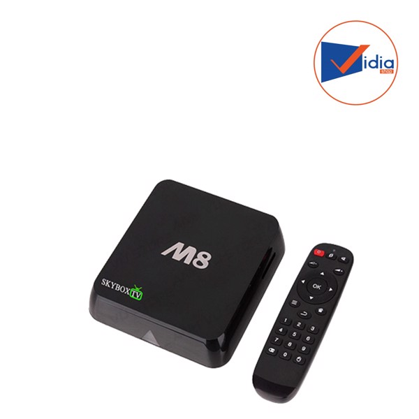 SKYBOXTV M8 ANDROID TV BOX AMLOGIC S802