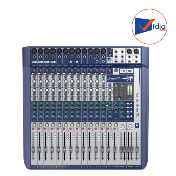 SOUNDCRAFT SIGNATURE16-EU-MIX
