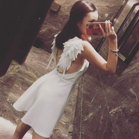 Wings Dress