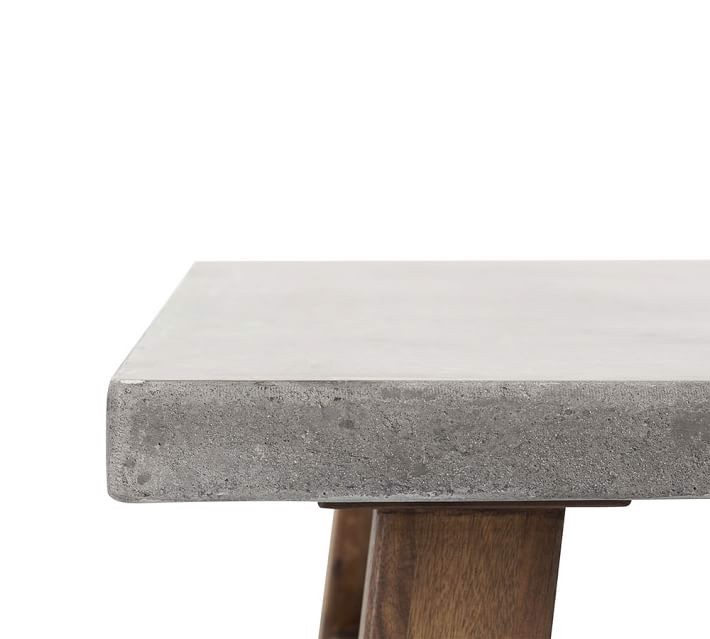 Rectangle Table Woos Legs