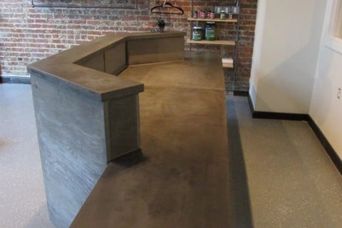 Concrete Bar