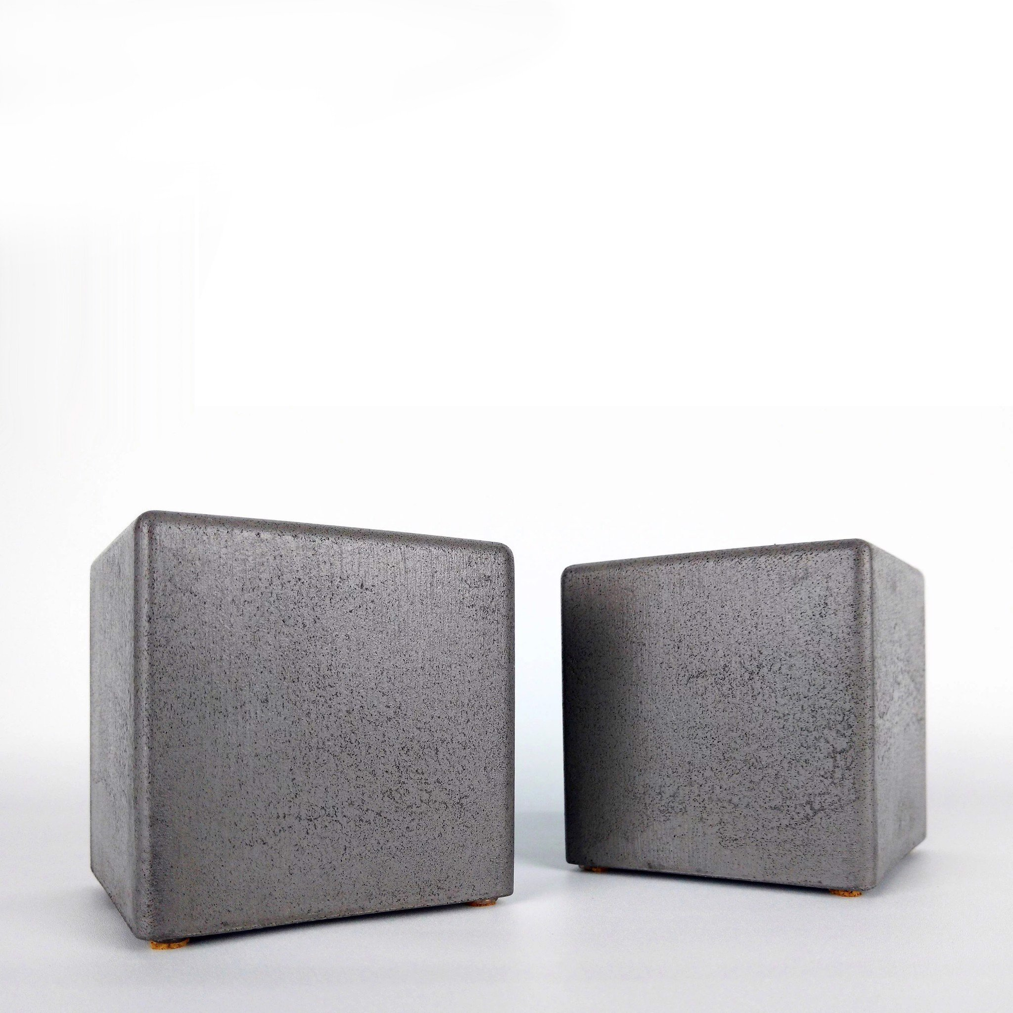 Bookends Concrete