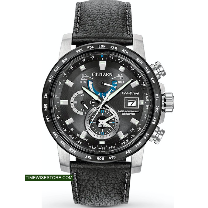 Citizen World Time A-T Perpetual AT9071-07E