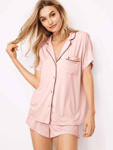 Body By Victoria Boxie PJ Set