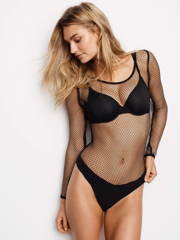 Very Sexy Fishnet Bodysuit