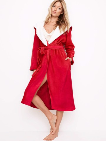 The Cozy Long Robe