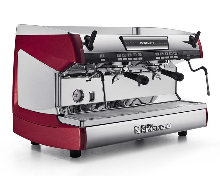 may pha ca phe nuova simonelli aurelia ii 2 group volumetric