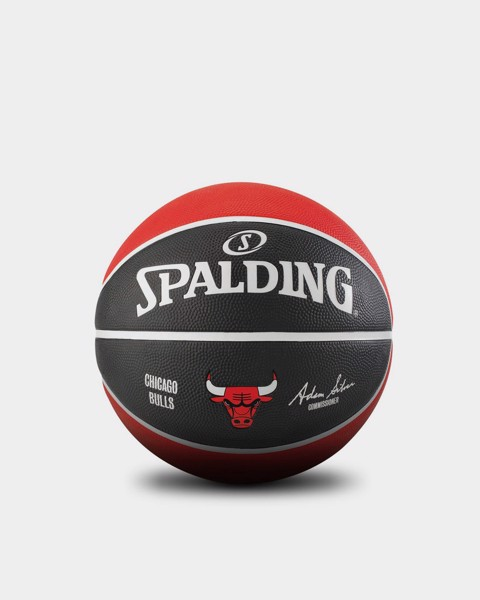 Spalding Chicago Bulls Outdoor Size 7