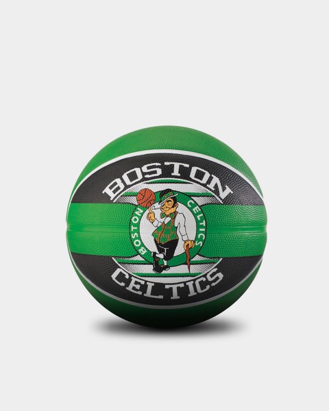 Bóng rổ Spalding Boston Celtics Outdoor Size 7