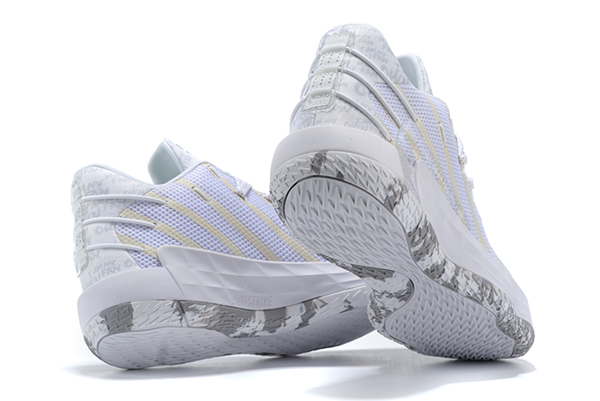 adidas Dame 7 Cloud White