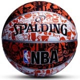 Spalding NBA Graffiti Outdoor Size 7