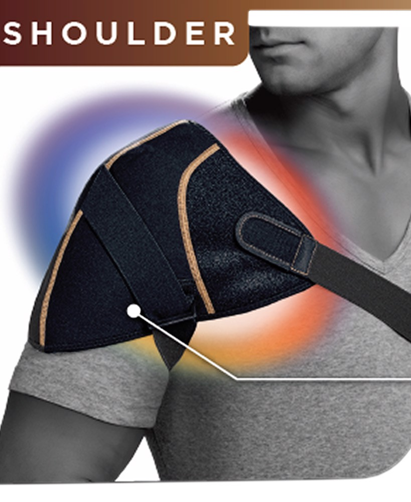 Hot/Cold Therapy Rapid Relief SHOULDER