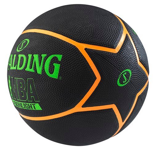 Bóng rổ Spalding Highlight Orange Outdoor Size 7