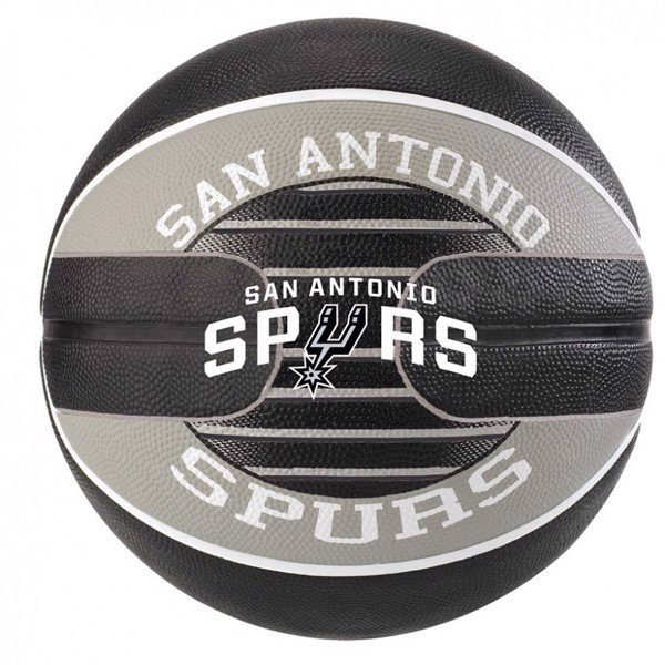 Spalding San Antonio Spurs Outdoor Size 7