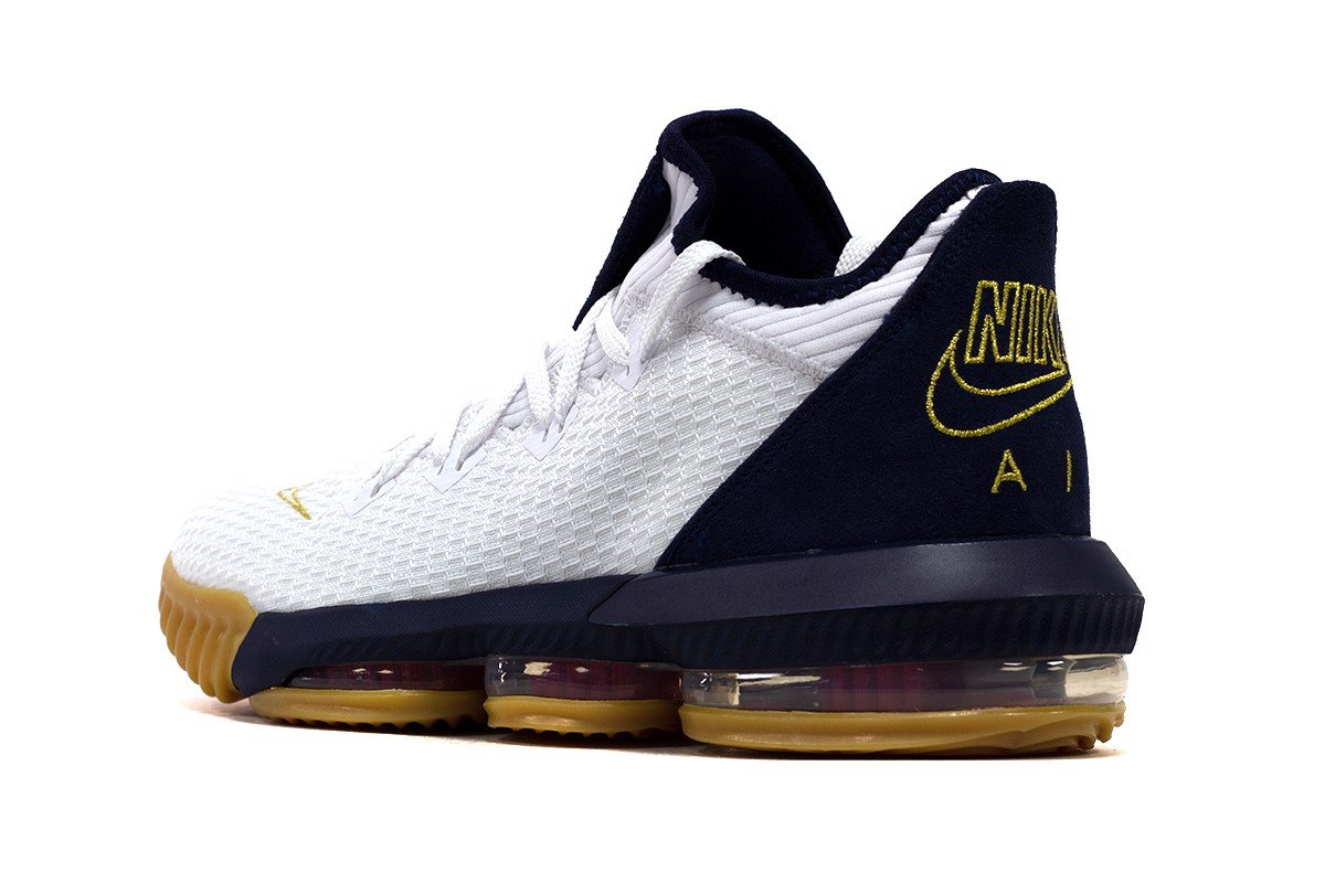 Nike LeBron 16 Low Olympic