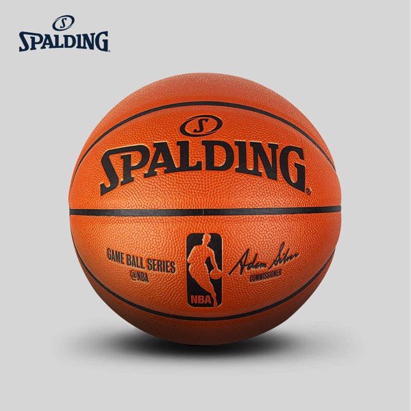 Bóng rổ Spalding NBA Game Ball Series Indoor Size 7