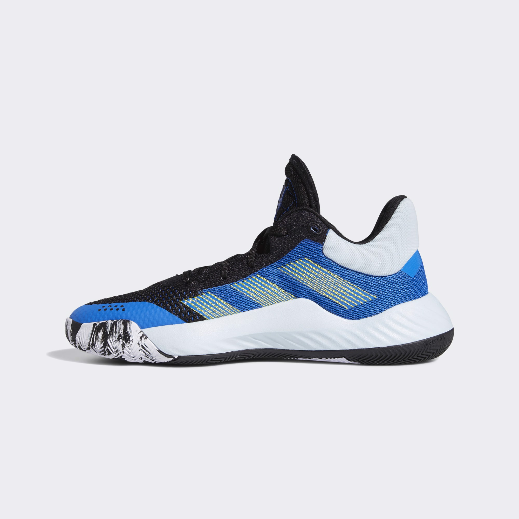 adidas DON Issue 1 Glow Blue