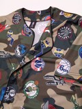 UNK Full NBA Team Baseball (Camo)