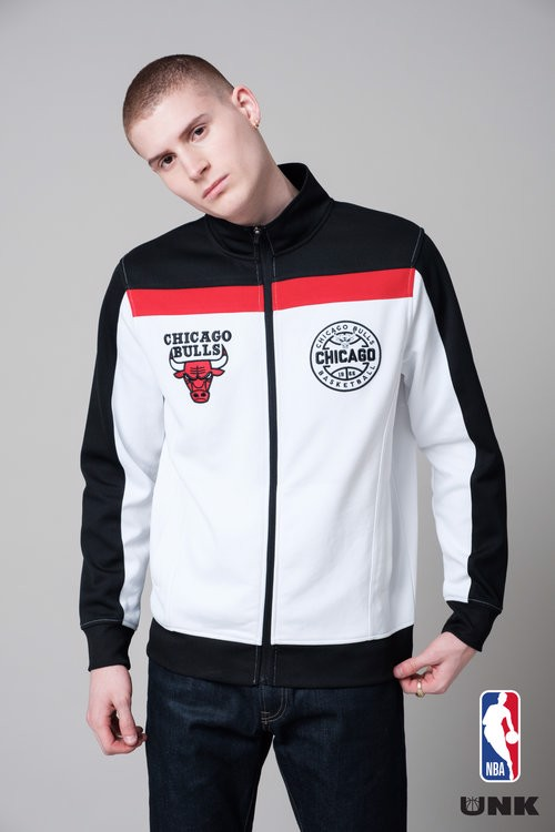 Chicago Bulls Embroidered Jackets by UNK NBA (Real/New)