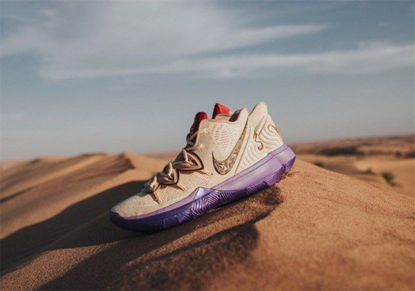 Nike Kyrie 5 CI0295 900 Concepts Ikhet (Special Box)