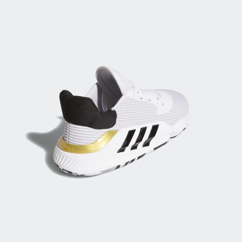 adidas Pro Bounce 2019 Low White