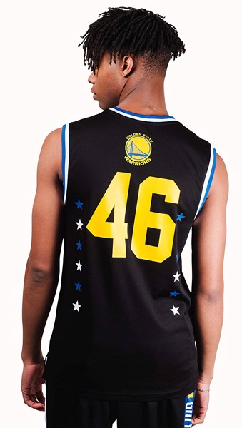 UNK NBA Warriors Training Tank