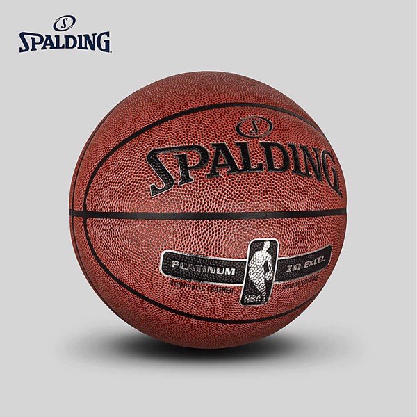 Spalding Platinum Zi/O Excel Indoor/Outdoor Size 7
