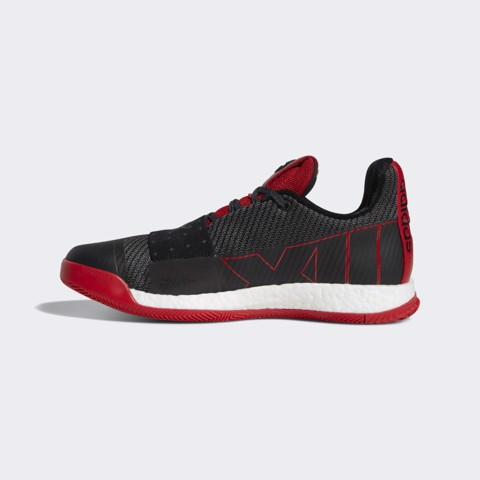 adidas Harden Vol. 3 (Black/Red)