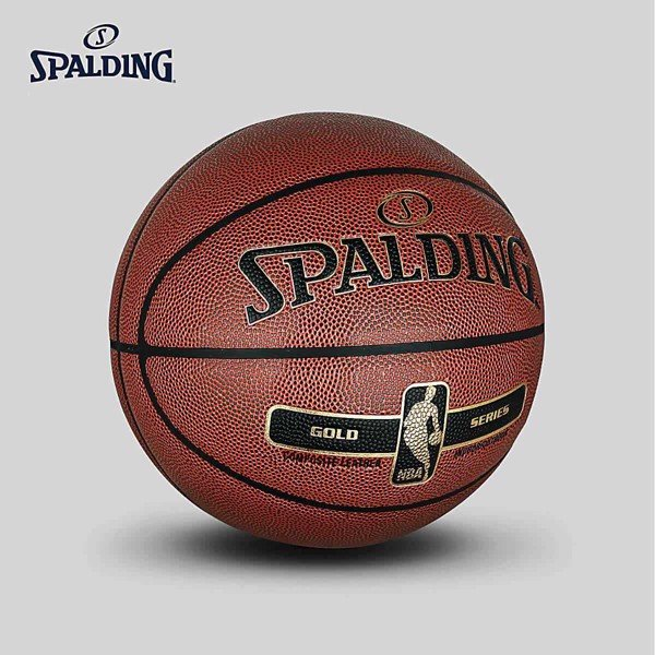Spalding NBA Gold Indoor/Outdoor Size 7