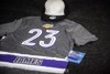 LeBron James #23 Los Angeles Lakers Grey Quick Dry Tee By UNK NBA (Full tag)