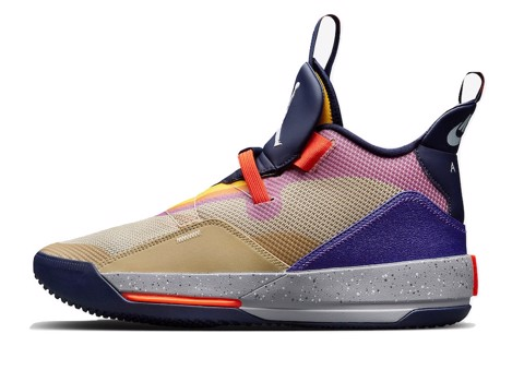 "Nike Air Jordan 33 AQ8830 200 ""Visible Utility"""