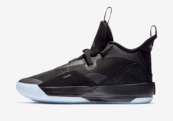 Nike Air Jordan 33 AQ8830-002 Utility Blackout
