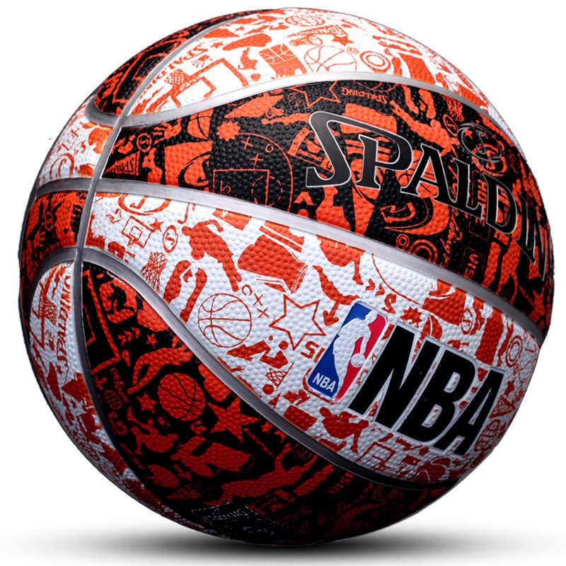 Bóng rổ Spalding NBA Graffiti Outdoor Size 7