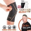 Copper Fit PLUS: Knee Compression Sleeve with Zipper