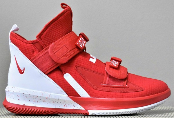 Nike LeBron Soldier 13 University Red