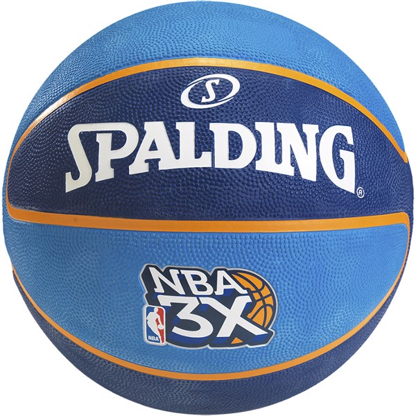 Spalding NBA 3X Outdoor Size 6