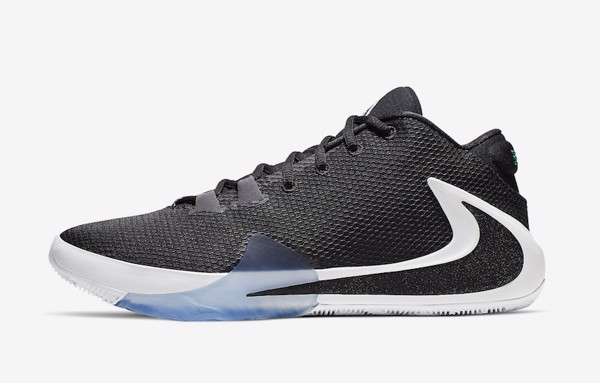 Nike Freak 1 Black/White