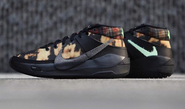 Nike KD 13 Bleach Plaid