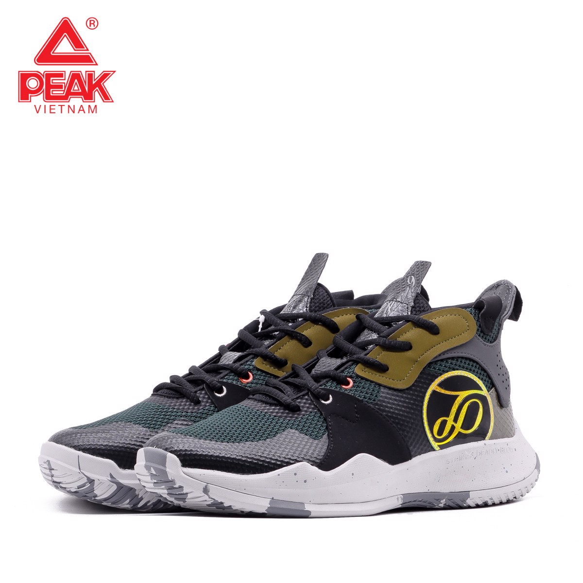 Peak Tony Parker Green Black