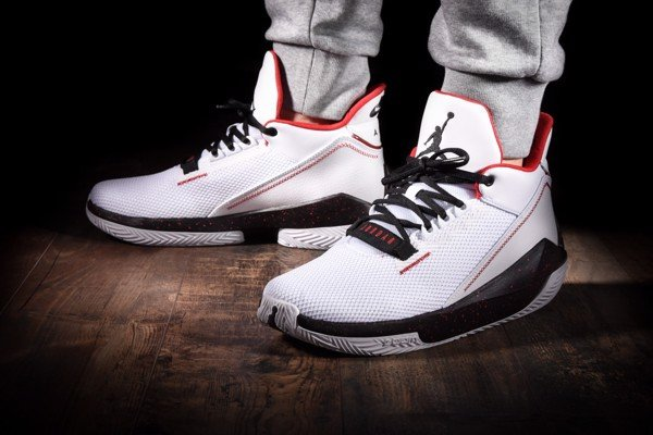 Nike Air Jordan 2x3 White Fire Red