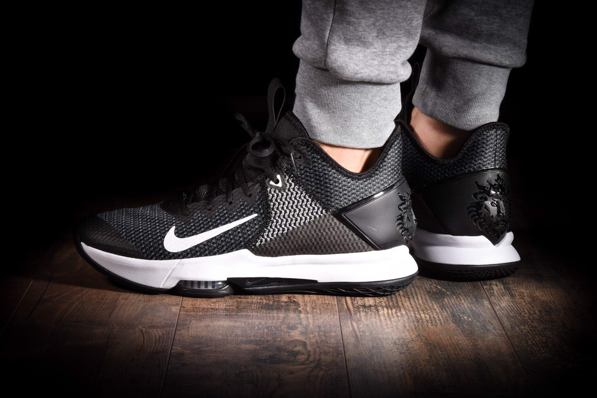 Nike LeBron Witness 4 Black