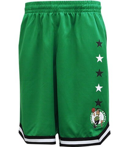 UNK NBA Celtics Jersey Training Shorts