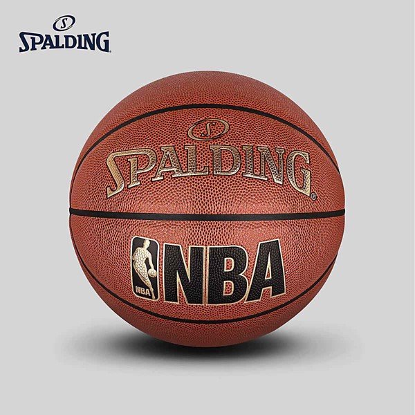 Bóng rổ Spalding JrNBA Gold Indoor/Outdoor Size 7