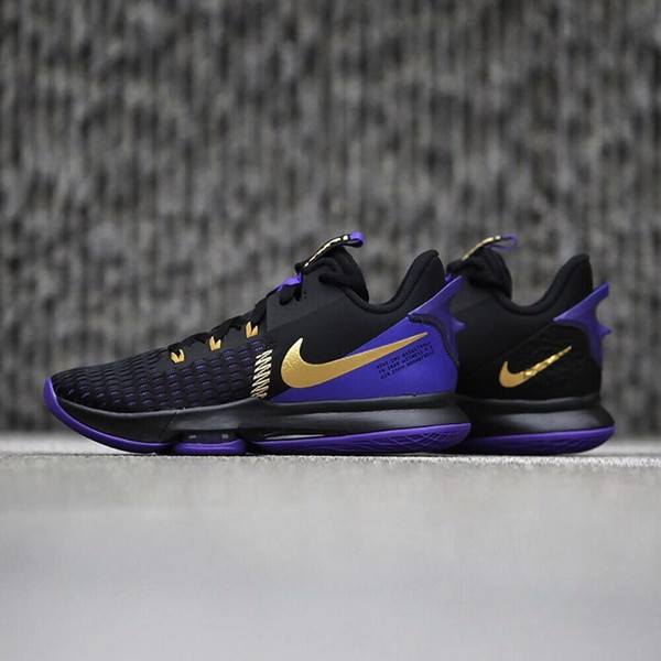 Nike LeBron Witness 5 Lakers