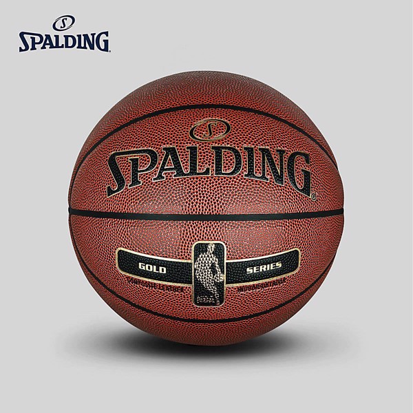Bóng rổ Spalding NBA Gold Indoor/Outdoor Size 7