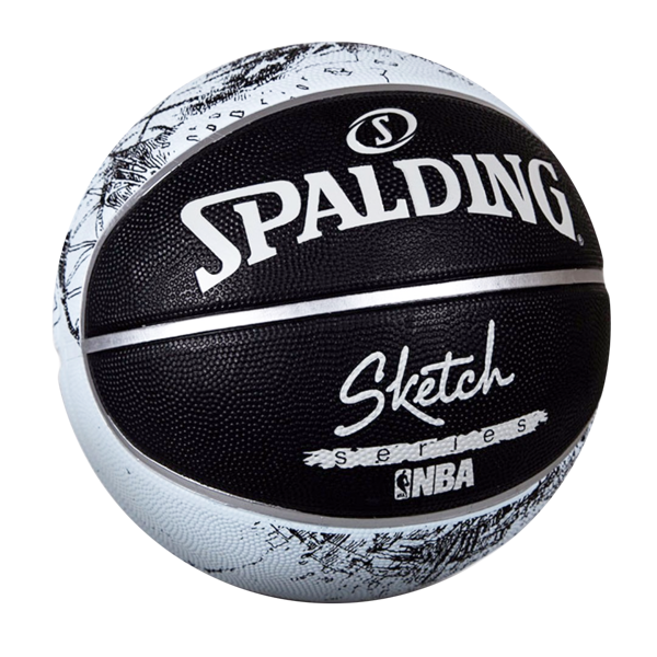 Bóng rổ Spalding NBA Sketch Outdoor Size 7