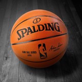 Bóng rổ Spalding NBA Game Ball Series Indoor/Outdoor Da Size 7